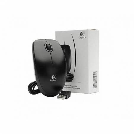 Мышь Logitech B100 Optical...