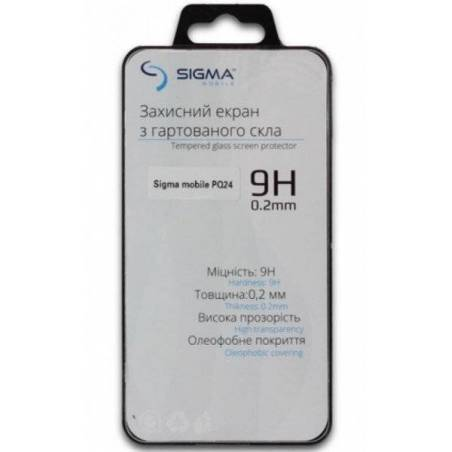 Стекло для Sigma mobile...